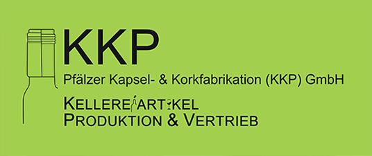 Pfälzer Kapsel- und Korkfabrikation (KKP) GmbH - Logo